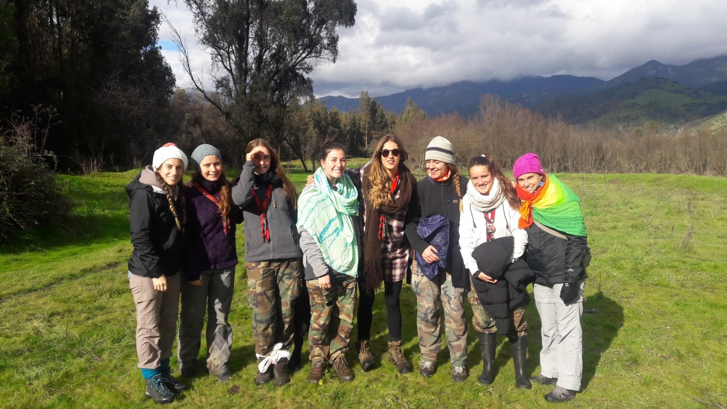 Scout Mujeres